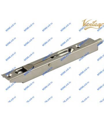 Торцевой шпингалет Vantage LX140 CP полированный хром