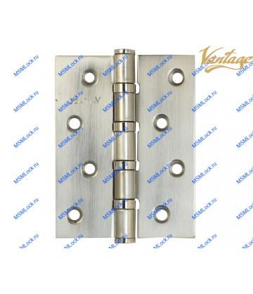 Петля Vantage B4 100x75x3 mm SN матовый никель (универсальная)