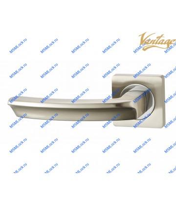 Ручка VANTAGE V11D AL матовый никель