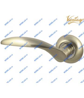 Ручка VANTAGE F20D AL матовый никель