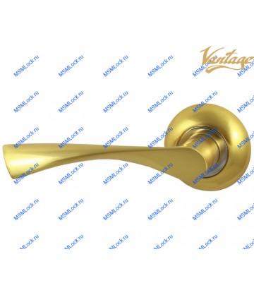 Ручка VANTAGE V23C AL матовое золото