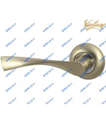 Ручка VANTAGE F23D AL матовый никель