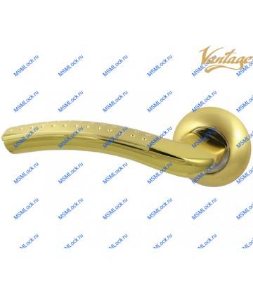 Ручка VANTAGE V26C AL матовое золото