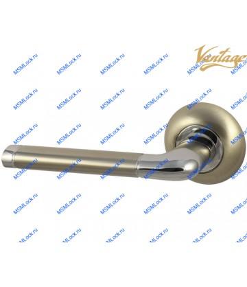 Ручка VANTAGE F28D AL матовый никель