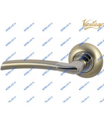 Ручка VANTAGE V40D AL матовый никель