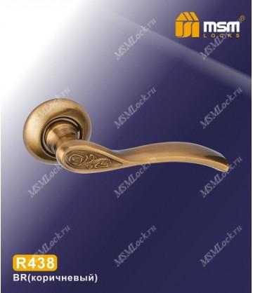 Ручки MSM R438 Коричневый (BR)