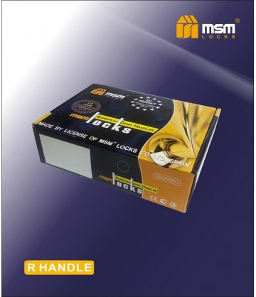Ручка MSM R419 Медь (AC)
