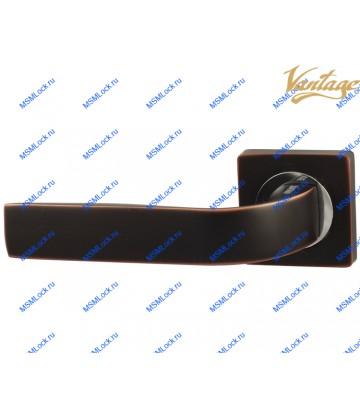 V01BL Ручка Vantage черный с патиной