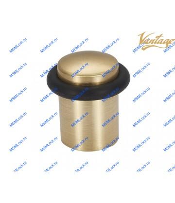Дверной ограничитель Vantage DS1 SB матовое золото