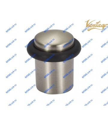 Дверной ограничитель Vantage DS1 SN матовый никель