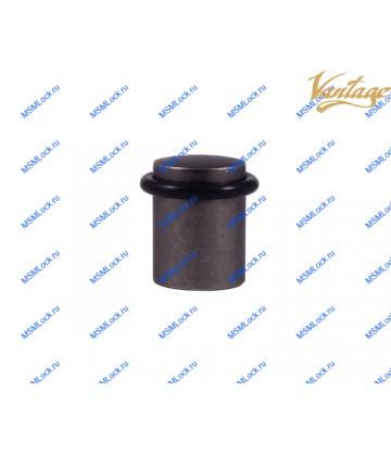 Дверной ограничитель Vantage DS2 AS состаренное серебро