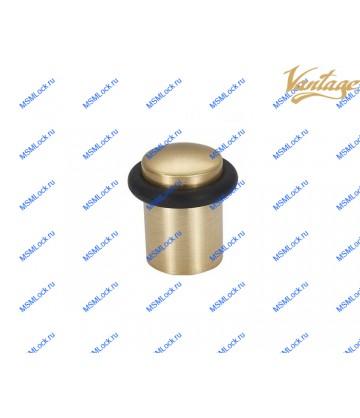 Дверной ограничитель Vantage DS2 SB матовое золото
