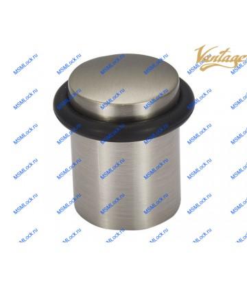 Дверной ограничитель Vantage DS2 SN матовый никель