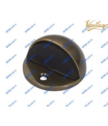 Дверной ограничитель Vantage DS3 AB бронза