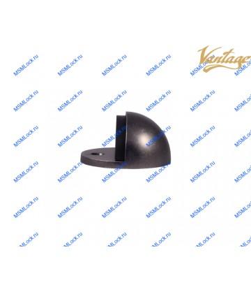 Дверной ограничитель Vantage DS3 AS состаренное серебро