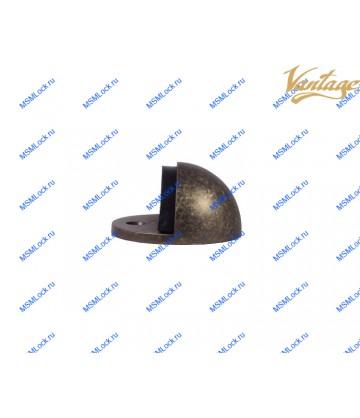 Дверной ограничитель Vantage DS3 BR состаренная бронза