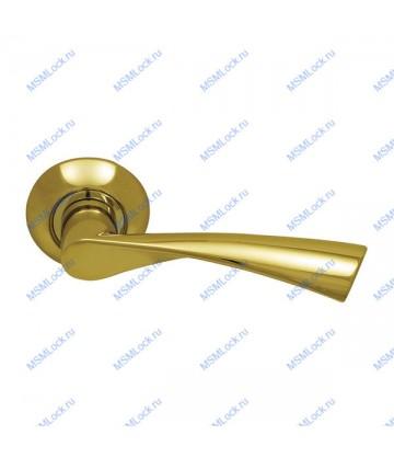 Дверная ручка Archie Sillur X11 P.GOLD золото
