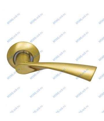 Дверная ручка Archie Sillur X11 S.GOLD матовое золото