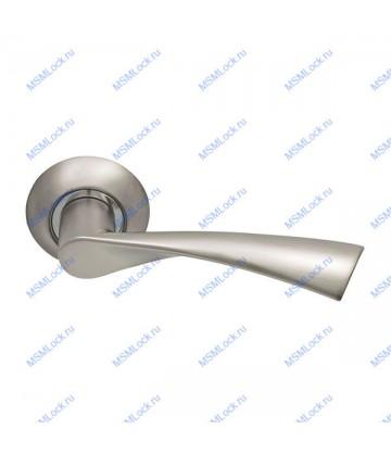 Дверная ручка Archie Sillur X11 S.CHROME матовый хром